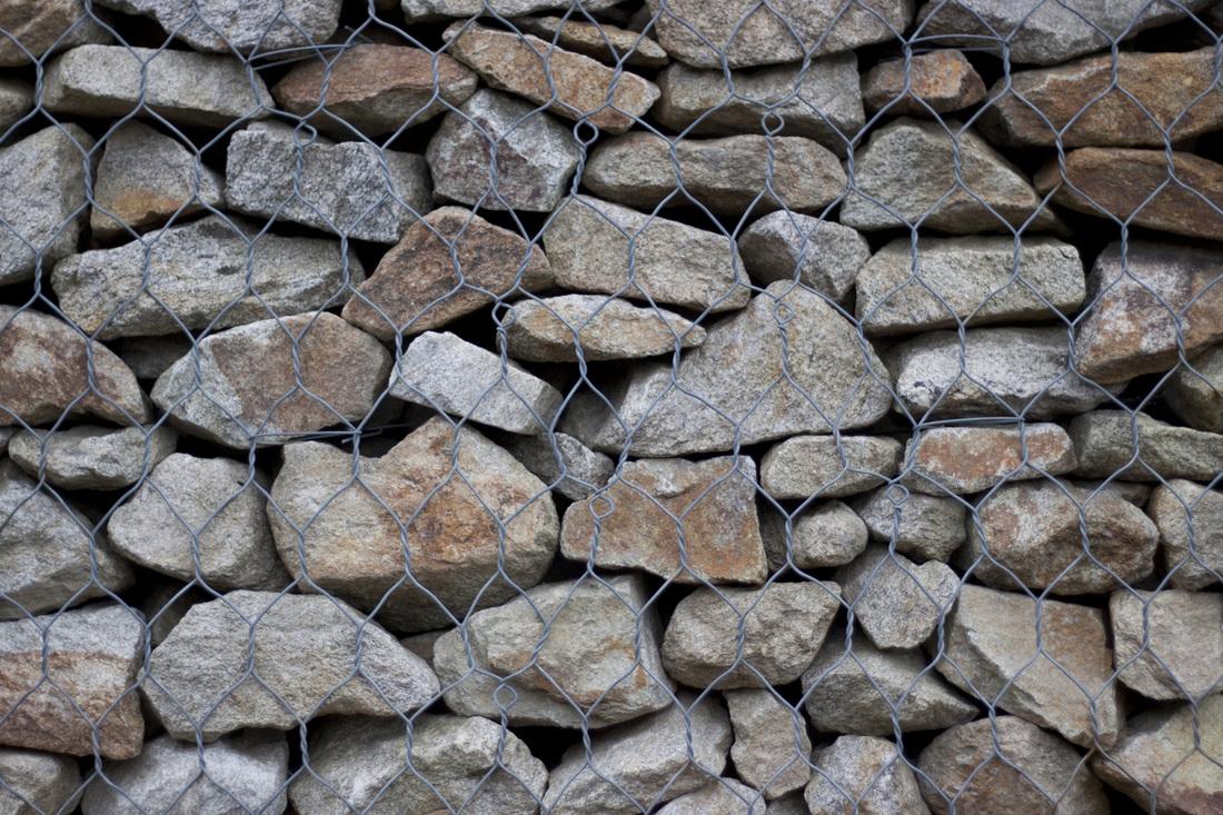 Gaviones materialterna for Gaviones de piedra